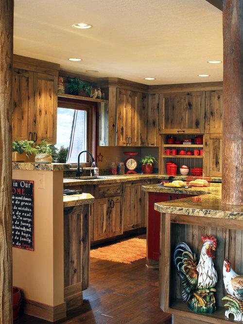 Wooden Countertops Kitchen Farmhouse