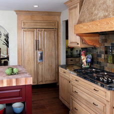 Rustic Kitchen by Bartelt. The Remodeling Resource