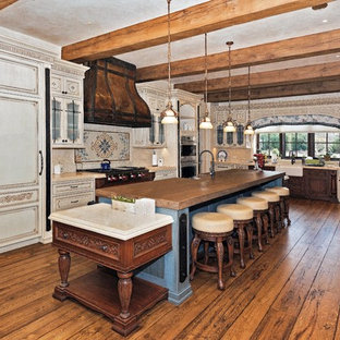 Rustic French Farm House in Upper Saddle River