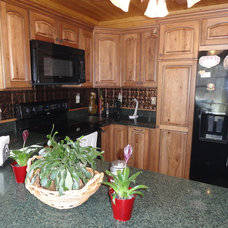 Traditional Kitchen by Northeast Cabinet Center