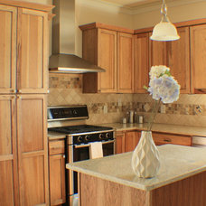 Eclectic Kitchen by Sunshine Menefee