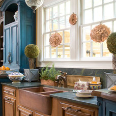 Farmhouse Kitchen by Shannon Poe