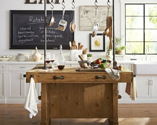 Rustic Industrial Kitchen Ideas, Pictures, Remodel and Decor