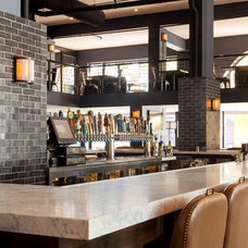 Industrial Kitchen by Fireclay Tile