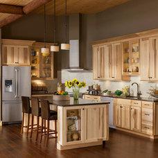 Rustic Kitchen by American Woodmark