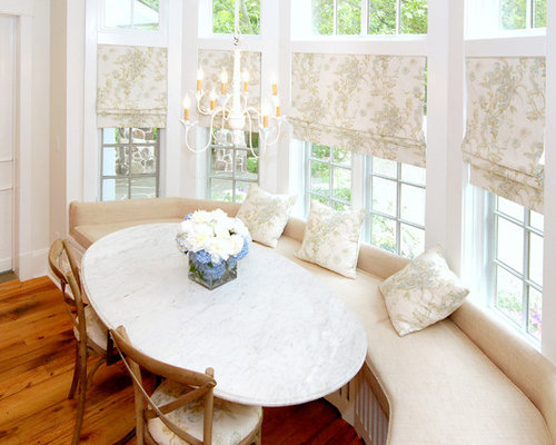Bay Window Breakfast Nook Home Design Ideas, Pictures, Remodel and Decor
