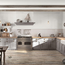Rustic Kitchen by Benjamin Moore