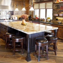 Traditional Kitchen by Boxwood Kitchen and Bath
