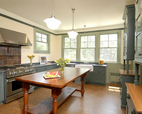 Best Farm Table Island Design Ideas Amp Remodel Pictures Houzz