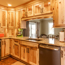 Rustic Kitchen by Dream Kitchens