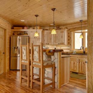 Hickory Kitchen Cabinets Houzz