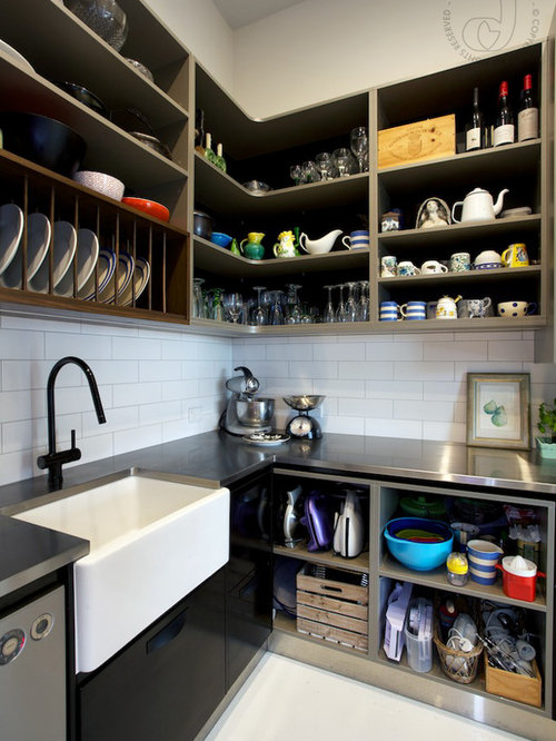 kitchen pantry design ideas renovations photos with