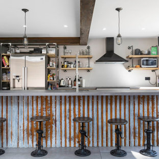 Rustic Kitchen Extension - Greater London