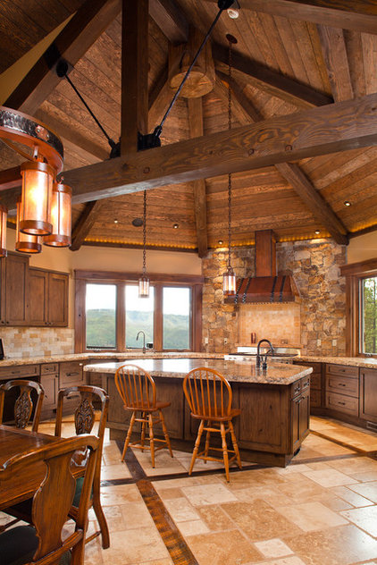 Rustic Kitchen Rustic Kitchen