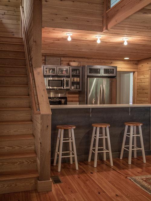 Cabin Bar Houzz