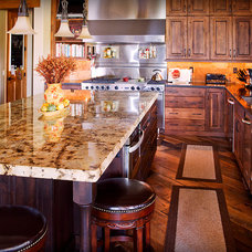 Contemporary Kitchen by Boxwood Kitchen and Bath