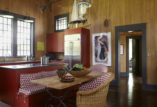 Kitchen nook banquette: luxury kitchen nook banquette picture of ...