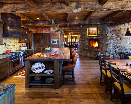 Pictures Of Rustic Kitchens rustic kitchens | houzz