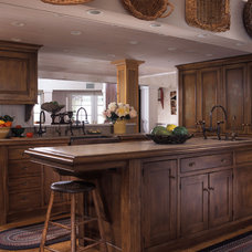 Traditional Kitchen by Lankford Design Group