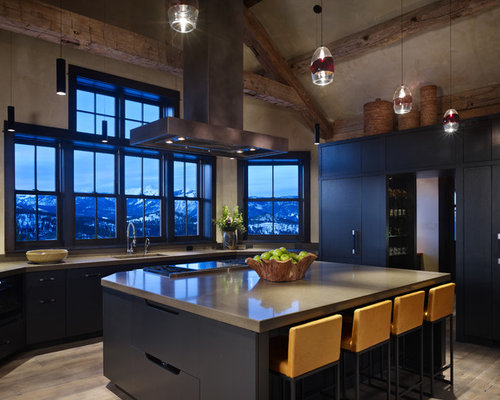 photos of contemporary kitchens rustic kitchen design ideas amp remodel pictures houzz 4158