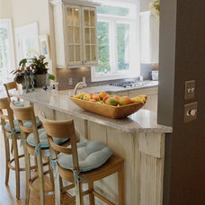 Rustic Kitchen by Beauti-Faux Finishes