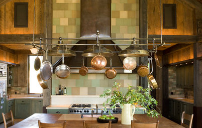 12 Rustic Touches That Add Warmth to a Kitchen