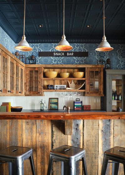 Piastrelle metalliche dagli usa una tradizione da riscoprire - Piastrelle cucina vintage ...