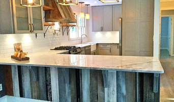 Rustic Kitchen Reface