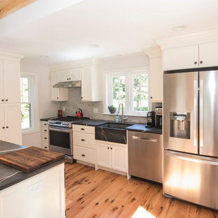 Rustic Kitchen Remodel North Attleboro,MA