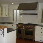 Cold Springs Farm Kitchen - Rustic - Kitchen - Philadelphia - by Period Architecture Ltd.