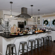 Traditional Kitchen by Kerrie L. Kelly