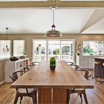 Rustic Table Set Home Design Ideas Renovations amp Photos