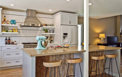 Kitchen of the Week: Stirring Up Two Styles in San Diego