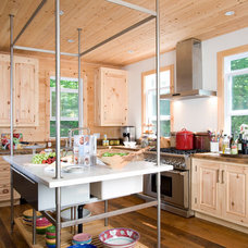 Rustic Kitchen by KellyBaron
