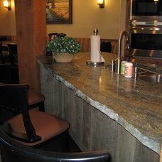 Traditional Kitchen by Trillium Interior Design
