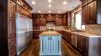 Rustic New Kitchen Design