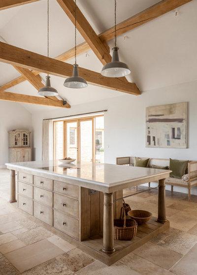Rustic Kitchen by Artichoke
