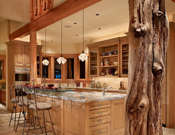 Rustic Private Lodge