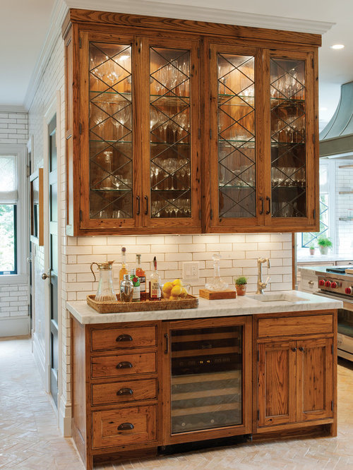 Under Cabinet Bar Refrigerator Home Design Ideas, Pictures, Remodel and Decor