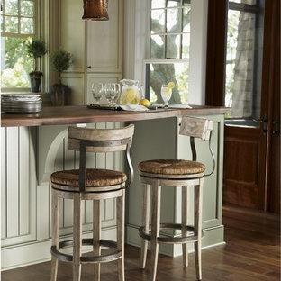Rustic Refinement -- Kitchen