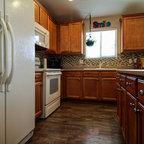 Cold Springs Farm Kitchen - Rustic - Kitchen - Philadelphia - by Period Architecture Ltd.