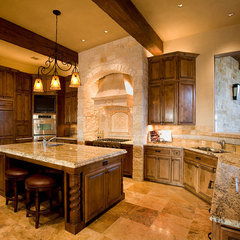 contemporary kitchen by Russell Eppright Custom Homes