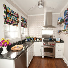 Transitional Kitchen by Tiaa Rutherford Interiors