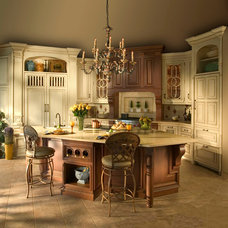Traditional Kitchen by Andrea Langford Designs, LLC