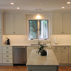 Traditional Kitchen by Design & Remodeling Specialists