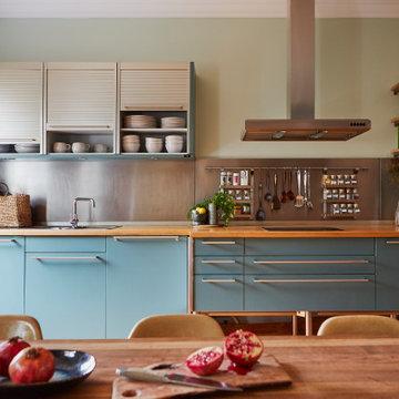 Rykestrasse Entire Home Interior Design/Furniture sourcing
