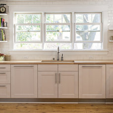 Craftsman Kitchen by Rock Paper Hammer