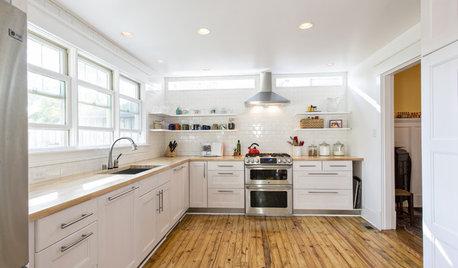 What Lies Beneath That Old Linoleum Kitchen Floor?
