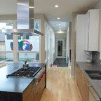 Sjc Dramatic Remodel Contemporary Kitchen Orange County By Orange Coast Interior Design