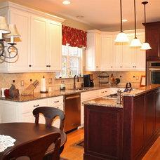 Traditional Kitchen by Cornerstone Kitchen & Bath